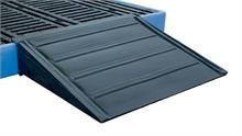Rampes pour planchers de rétention polyéthylène