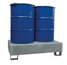 Bacs de rétention acier galvanisé caillebotis acier galvanisé