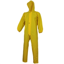 Combinaisons de pluie Sonomix polyester enduit polyuréthane et PVC