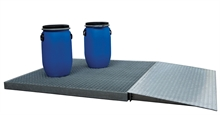 Planchers de rétention acier galvanisé caillebotis acier galvanisé