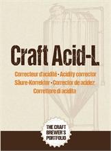 Correcteurs d'acidité Craft Acid-L Brewline®