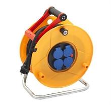 Enrouleurs câbles HO7RNF 3g2.5 IP44 plastique