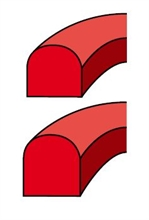 Joints de trappes rectangulaires