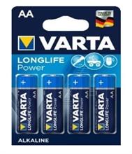 Piles AA LR06 Longlife Power