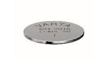 Piles plates lithium CR2016