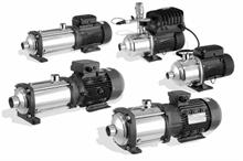 Pompes centrifuges multicellulaires HM-S à turbines fermées