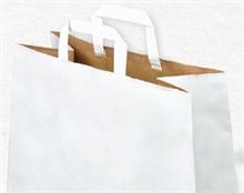 Sacs à poignées plates Twin Bag sacs doublés