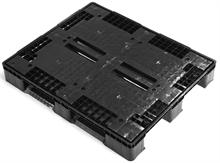 Palettes industrielles VMF rackables pleines 3 semelles 1000