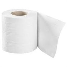 Papiers toilettes blancs
